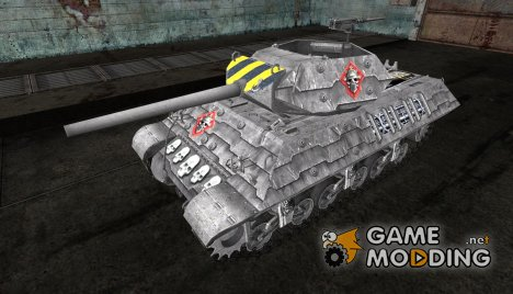 Шкурка для M10 Wolverine (Вархаммер) for World of Tanks