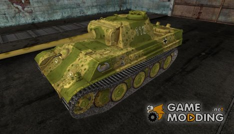 PzKpfw V Panther от Steiner для World of Tanks