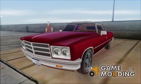 Yardie Lobo HD for GTA San Andreas