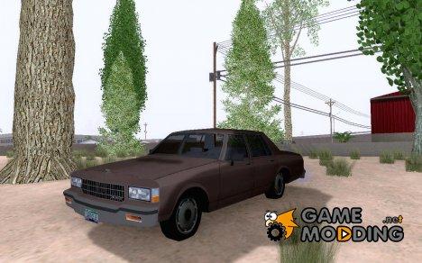 1989 Chevrolet Caprice V1.1 для GTA San Andreas