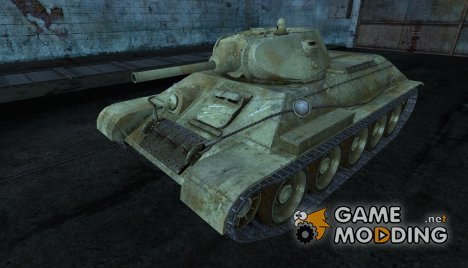 T-34 8 for World of Tanks