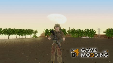 COD BO USA Pilot Vietnam for GTA San Andreas