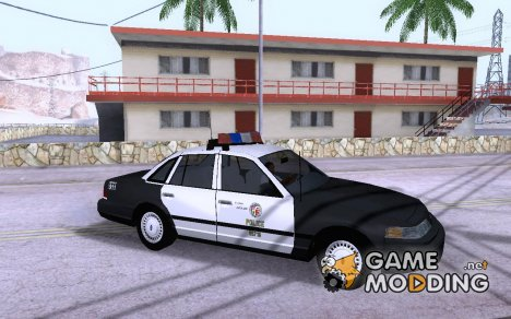 1992 Ford Crown Victoria LAPD для GTA San Andreas