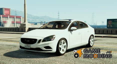 Unmarked Volvo S60 for GTA 5