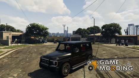 Mercedes-Benz G65 AMG v1 for GTA 5