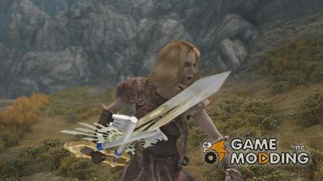x blade для TES V Skyrim