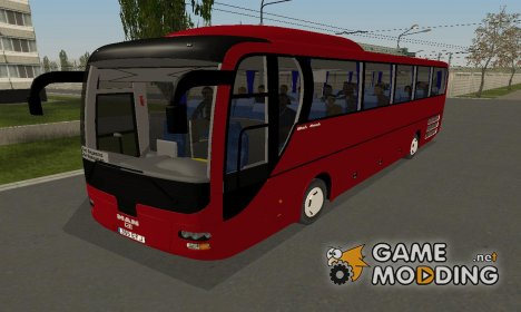MAN R07 Lion's Coach 1.1 for GTA San Andreas
