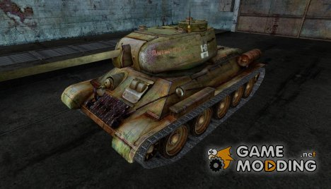 T-34-85 для World of Tanks