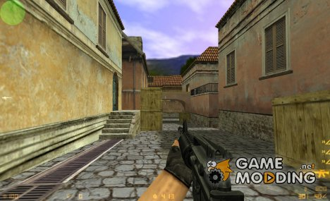 M4a1 Super Remix для Counter-Strike 1.6