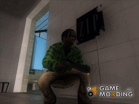 Fam2 HD для GTA San Andreas