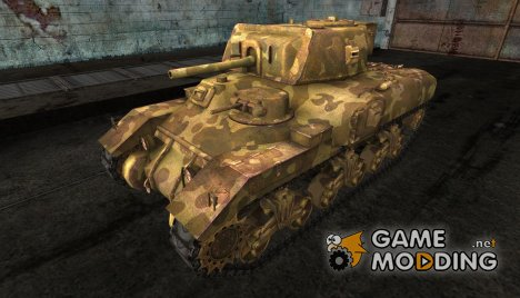 Ram II от Rudy102 6 for World of Tanks