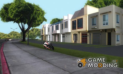 Graphics by eXy v 1.0 для GTA San Andreas