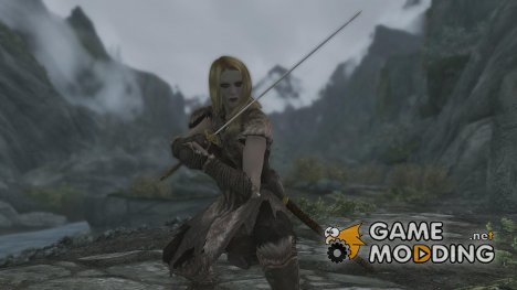 The Dragon Blades для TES V Skyrim