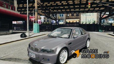 BMW M3 e46 v1.1 для GTA 4
