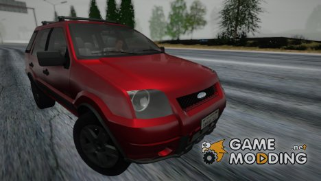 2007 Ford EcoSport for GTA San Andreas