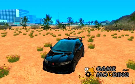 2009 Honda Civic Type R Mugen Tuning for GTA San Andreas
