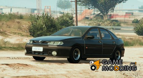 Renault Laguna for GTA 5