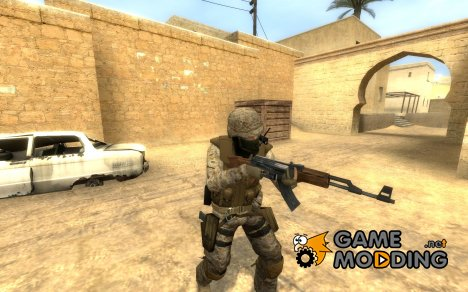 Usmc 0311 Urban для Counter-Strike Source