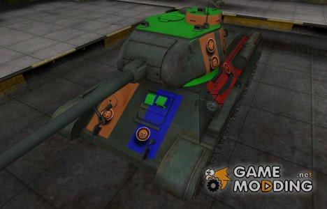 Качественный скин для Type 58 для World of Tanks