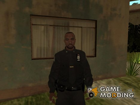 Скин из GTA 4 v39 для GTA San Andreas