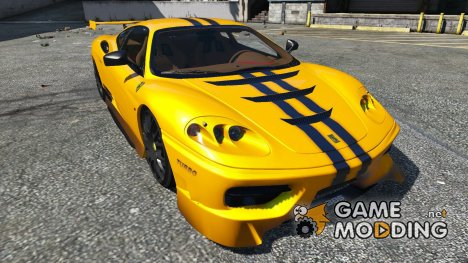 2003 Ferrari 360 Challenge Stradale for GTA 5