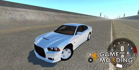 Dodge Charger SRT8 for BeamNG.Drive