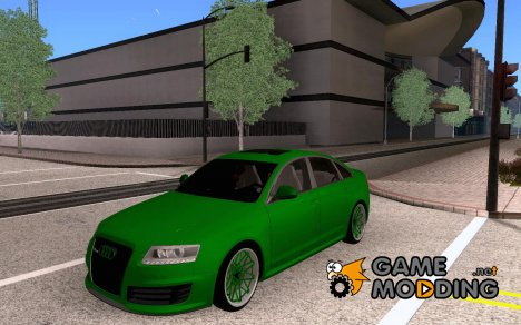 Audi RS6 OTIS for GTA San Andreas