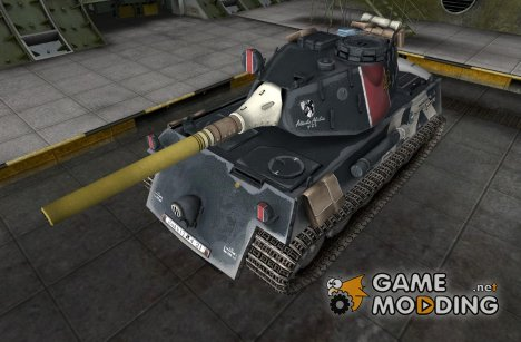 Pz VIB Tiger II ремоделинг for World of Tanks