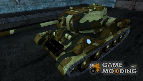 Т-34-85 xxAgentxx для World of Tanks