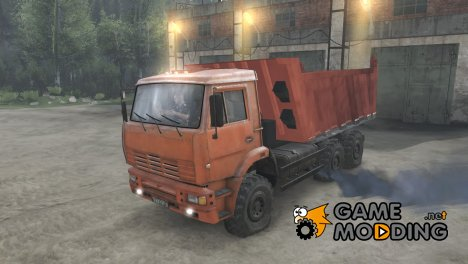 КамАЗ 16 for Spintires 2014