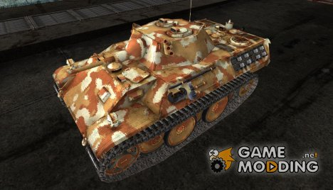 VK1602 Leopard 72AG_BlackWing для World of Tanks