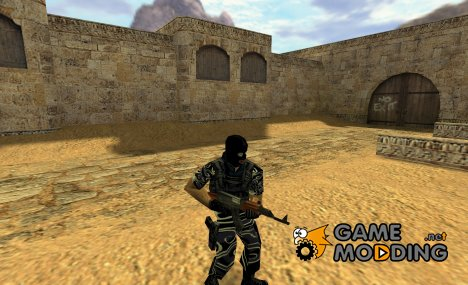 Fun Terror для Counter-Strike 1.6