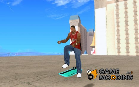Hoverboard puma for GTA San Andreas