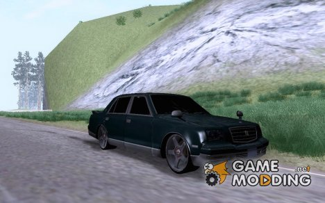 Toyota Century v2 for GTA San Andreas