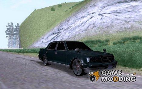 Toyota Century v2 для GTA San Andreas