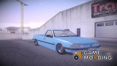 Peugeot 405 Pickup for GTA San Andreas