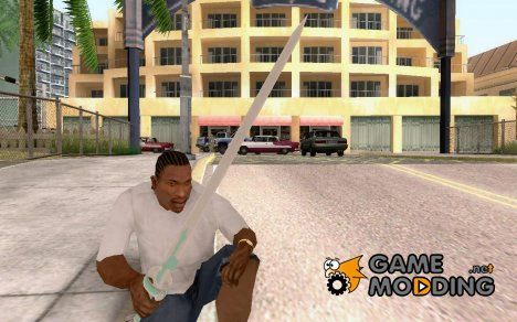 Asuna Sword From SAO для GTA San Andreas