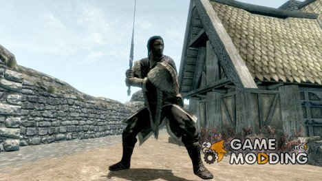 archmage robe light armor edition for TES V Skyrim