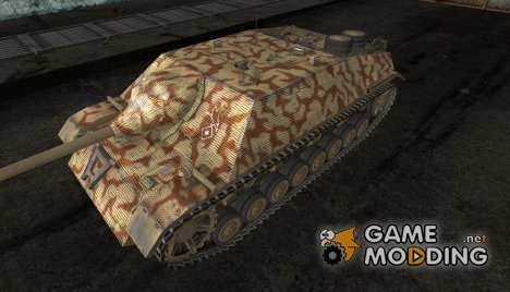 "JagdPz IV Jagd-Pz IV.  ""Герман Геринг"", Италия, 1944 год for World of Tanks"