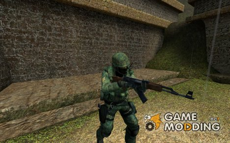 Realistic New SAF для Counter-Strike Source