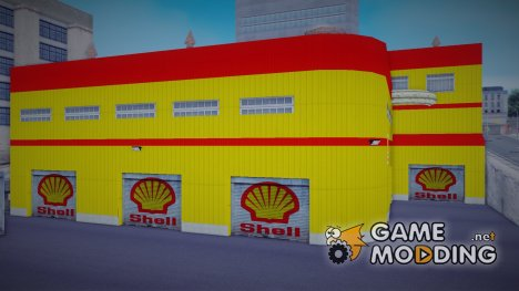 Shell Store for GTA 3
