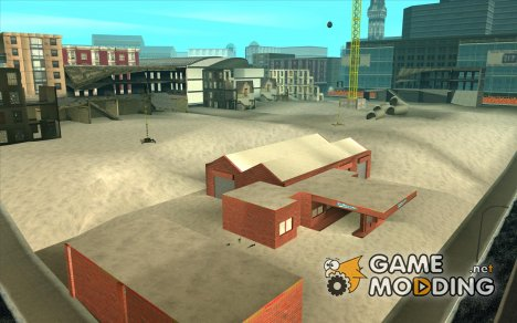 Снег v2.0 for GTA San Andreas