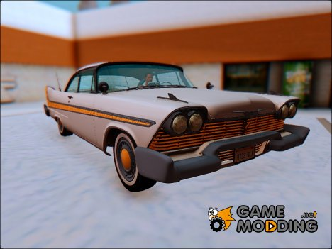 1958 Plymouth Fury for GTA San Andreas