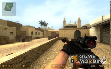 Ak47 hack для Counter-Strike Source