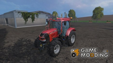 Case IH Wood для Farming Simulator 2015
