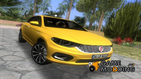 2016 Fiat Tipo for GTA Vice City