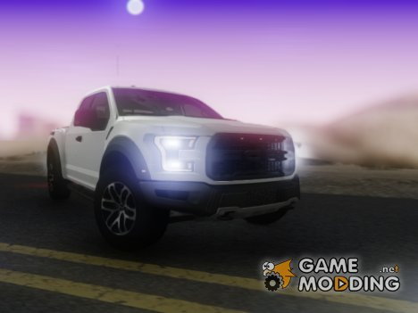 2017 Ford F150 Raptor for GTA San Andreas