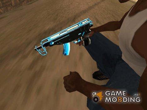 Tec9 Fulmicotone for GTA San Andreas