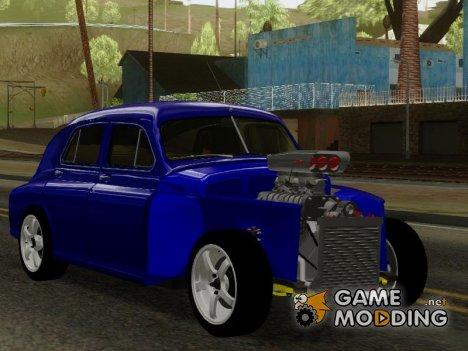 """ГАЗ М20 """"Победа"""" for GTA San Andreas"""