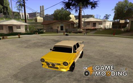 ЗАЗ 968м тюнингованый for GTA San Andreas